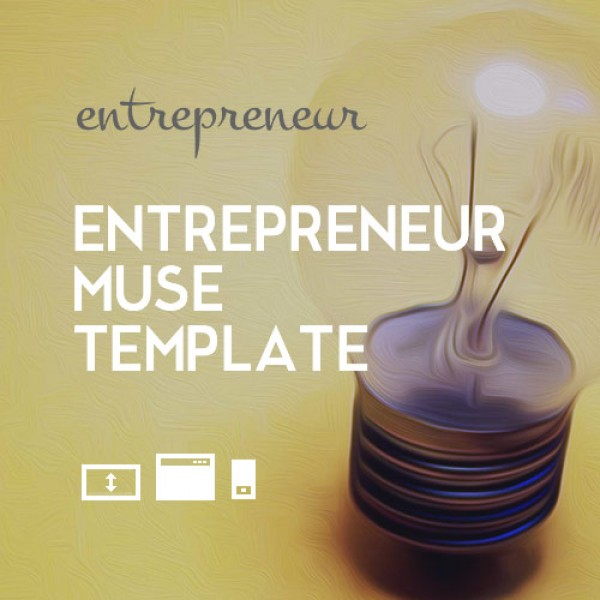 Entrepreneur Muse Theme