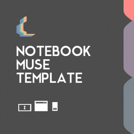 Notebook Muse Theme