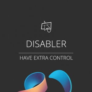 Disabler Widget