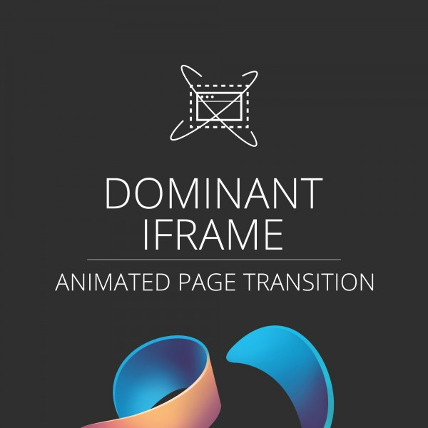 Dominant iframe