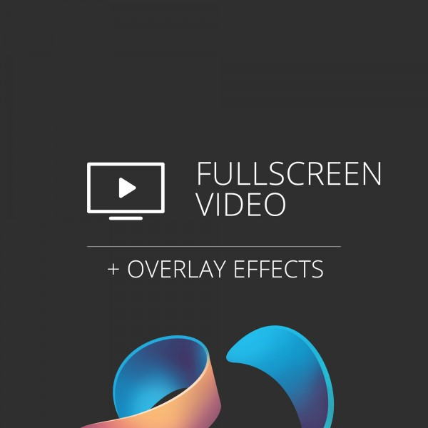 Fullscreen Video
