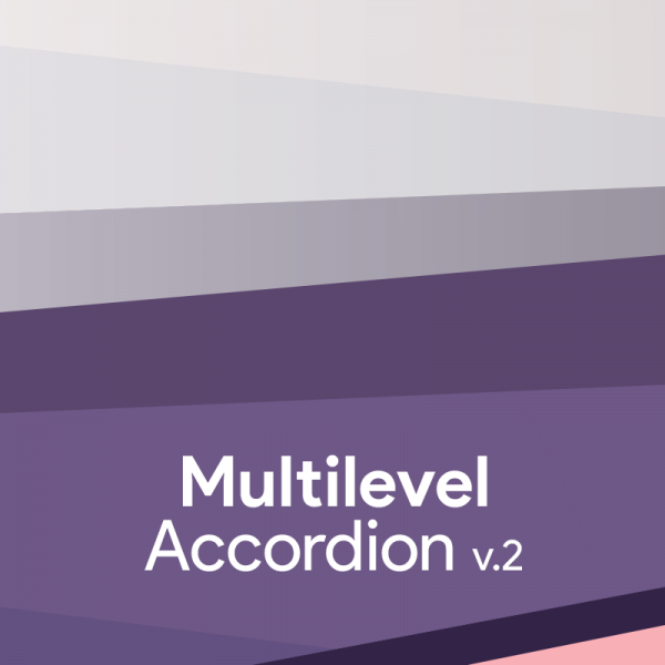Multi-Level Accordion v.2