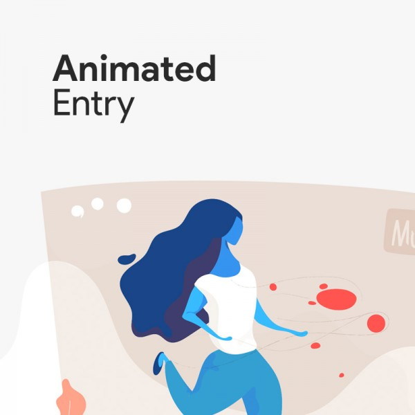 Animated Entry