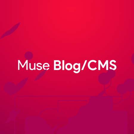 Muse Blog/CMS v.2