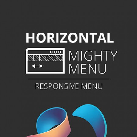 Mighty Menu Horizontal