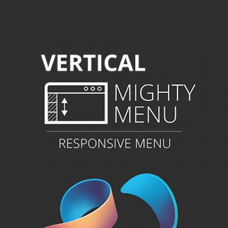 Mighty Menu Vertical