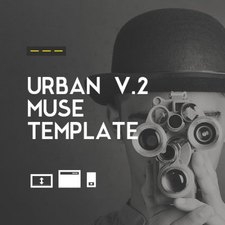 Urban V.2 Muse Theme