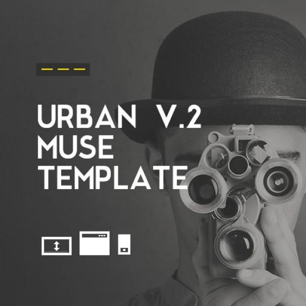 Urban V.2 Muse Theme