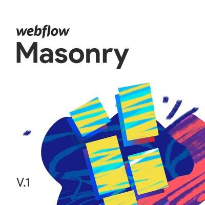 Webflow Masonry