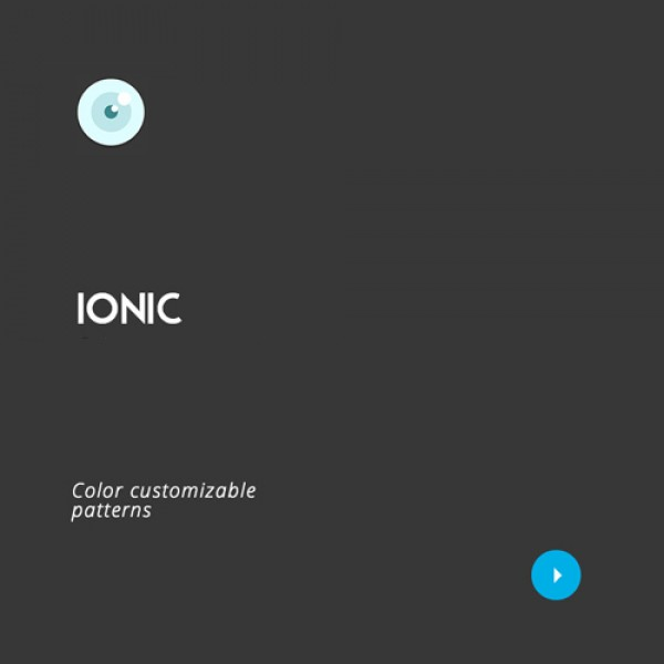Ionic Magic Icons