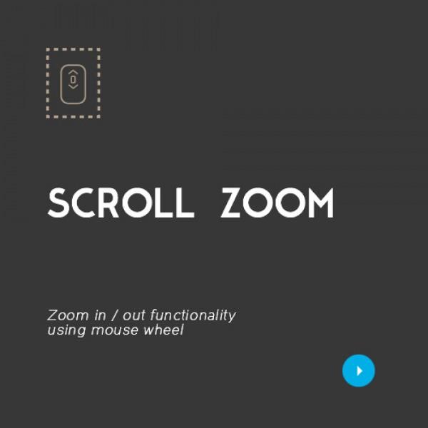 Scroll Zoom 2.0