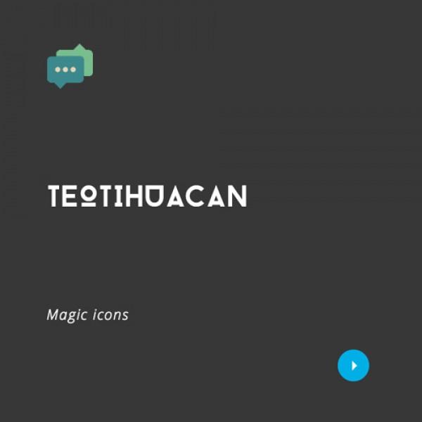 Teotihuacan Magic Icons